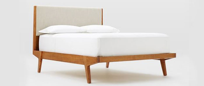 Das moderne Bett